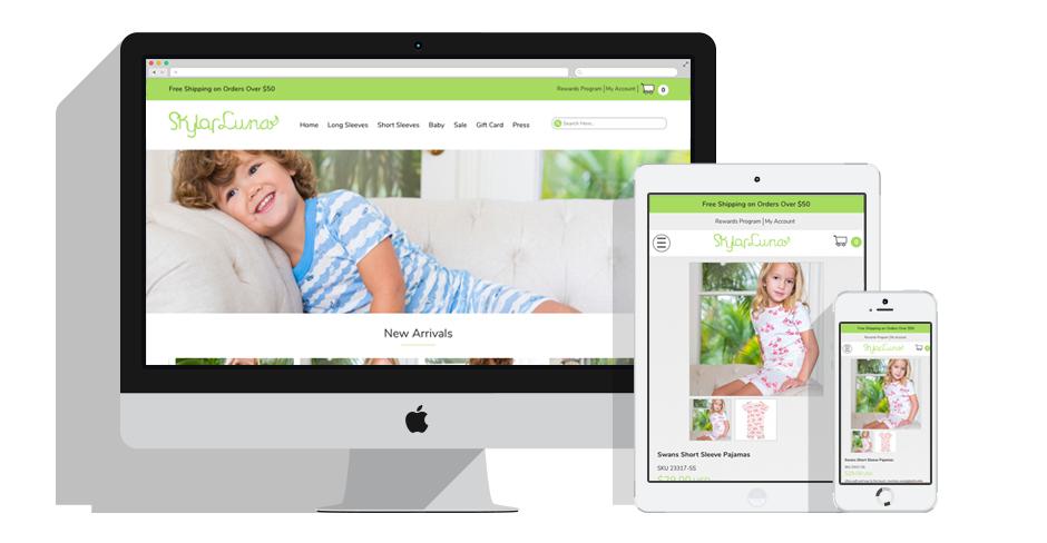 Skylar (Home page Optimization)
