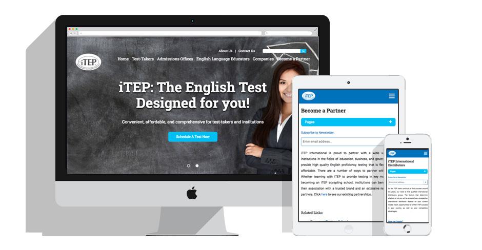 iTEP Website