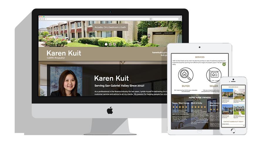 Karen Kuit Website