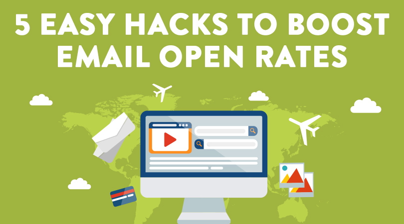 5 Easy Hacks to Boost Email Open Rates