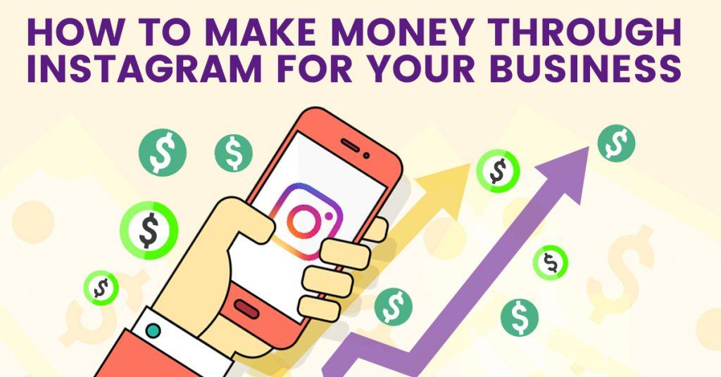 How to Make Money Through Instagram Blog