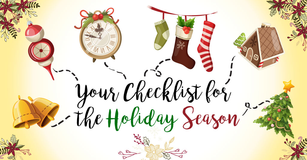 Your Business Holiday Season Checklist