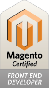 Magento Frontend Developer Certified