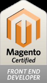 Magento Frontend Developer Certified